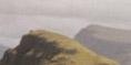 Skye Island in the Inner Hebrides