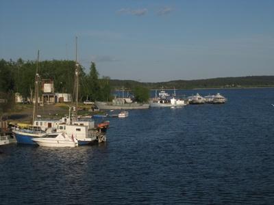 Sortavala Harbor, Karelia 400