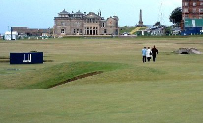 St Andrews Golf Course main