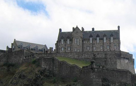 The Edinburgh Castle main