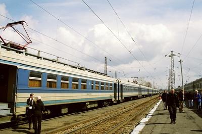 Trans-Siberian Railway 400
