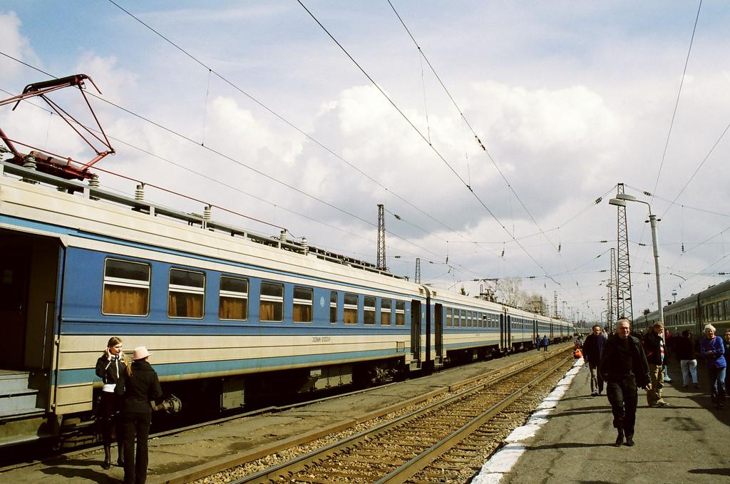 Trans-Siberian Railway Photo: yeowatzup, Flickr Creative Commons.