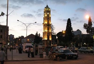 Tripoli Street Corner 400