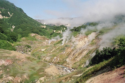 Valley of the Geysers 400