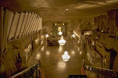 Wieliczka Salt Mine Cathedral 400
