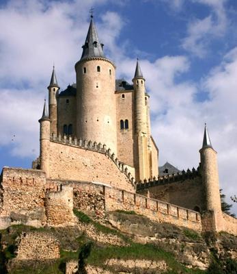 Alcazar of Segovia 400