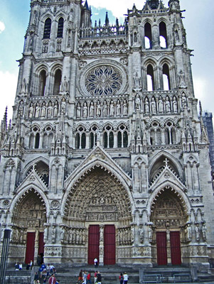 Amiens Cathedral 400