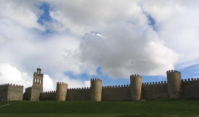 Avila's Walls 400