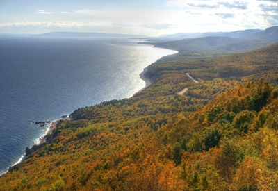Cabot Trail 400