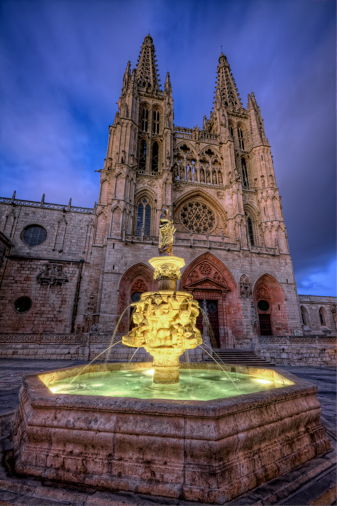 Burgos Cathedral Tourist Information, Facts & Location