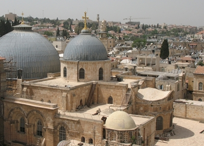 Church of the Holy Sepulchre 400
