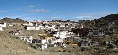 Ganden Monastery 400