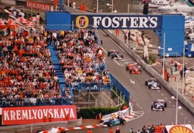 Grand Prix of Monaco 400