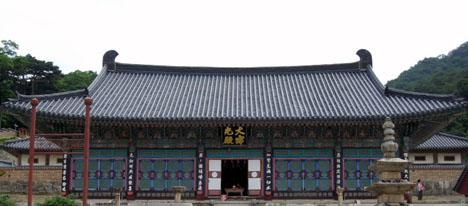 Haeinsa Temple main