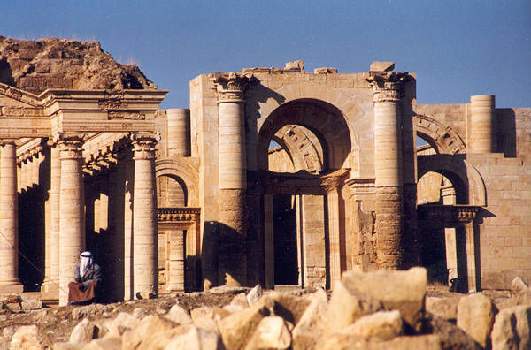 Hatra Ruins Tourist Information, Facts & History