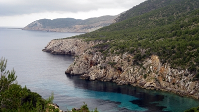 Ibiza Coastline 400