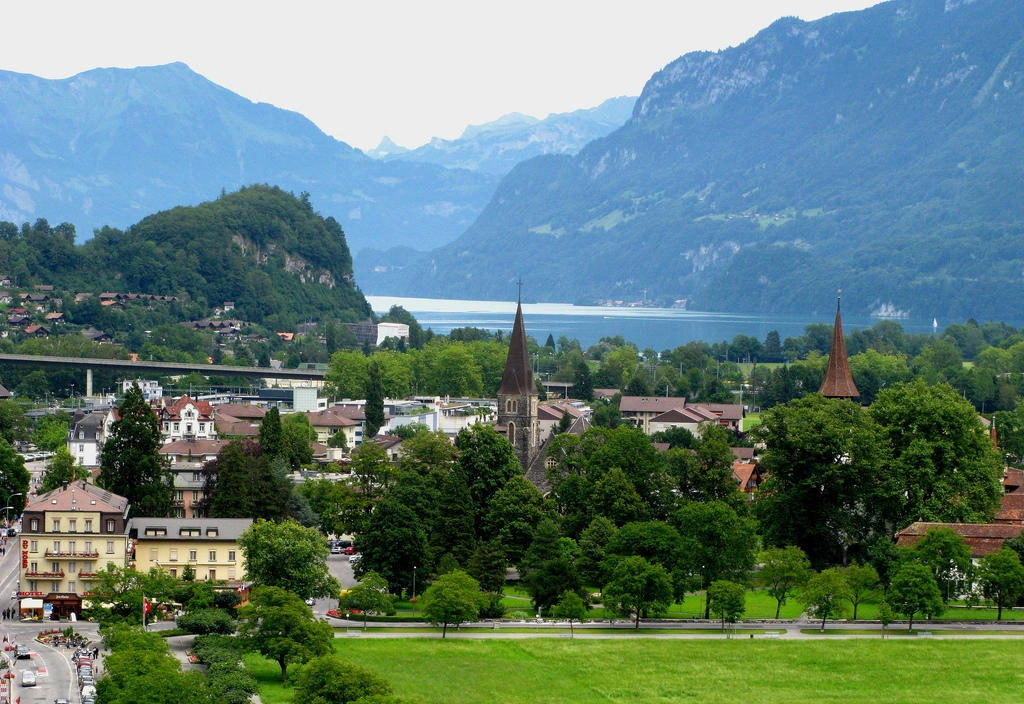 Interlaken Switzerland  city images : interlaken switzerland photo by dave f creative commons