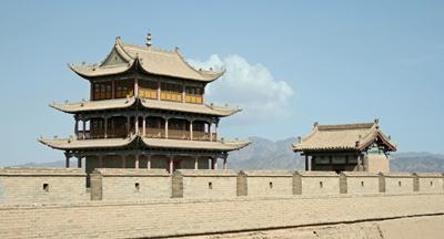 Jiayuguan Fort 400