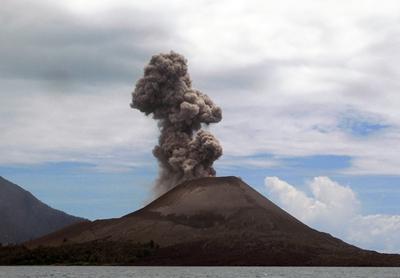 Krakatoa Island 400