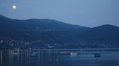 Lake Ohrid 400