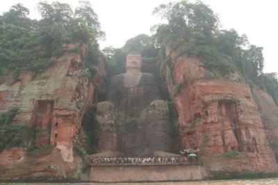 Leshan Giant Buddha 400