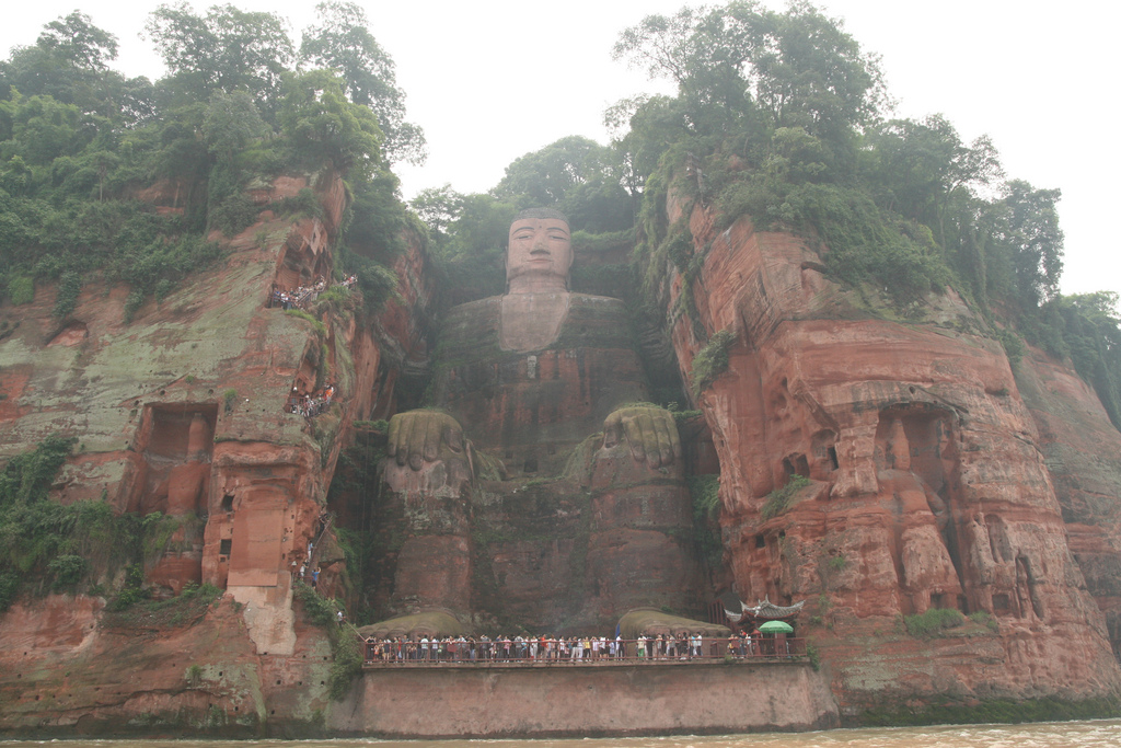 Leshan Giant Buddha Tourist Information, Facts & Picture � China