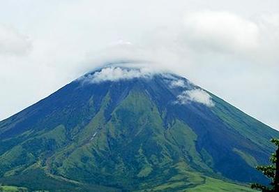 Mayon Volcano 400