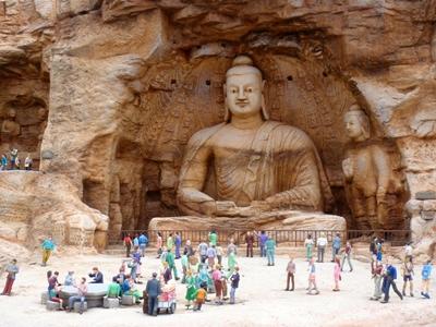 Mogao Caves 400