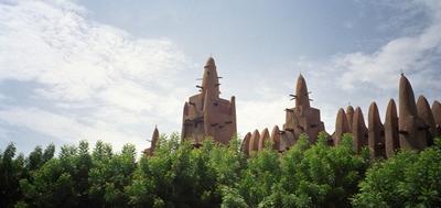 Mopti Mosque 400