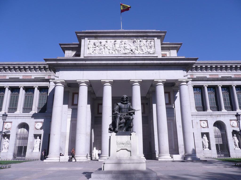 museo prado velaquez: