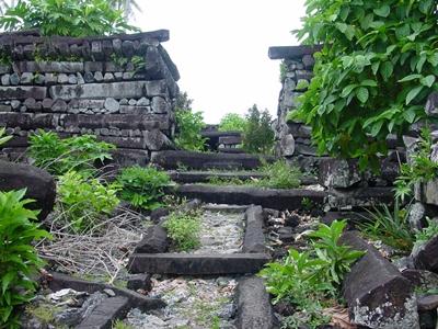 Nan Madol Ruins 400