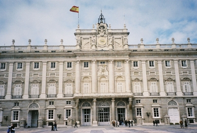 Palace of Madrid 400