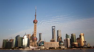 Pudong Skyline 400