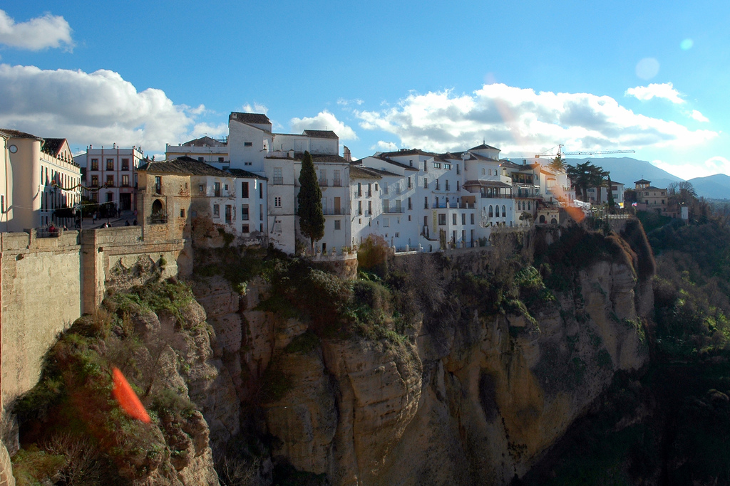Ronda City Tourist Information History Facts and Location – Tourist Map Of Ronda Spain
