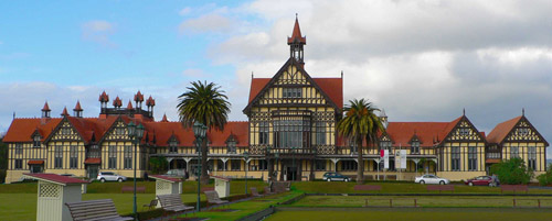Rotorua Museum of Art and History 500