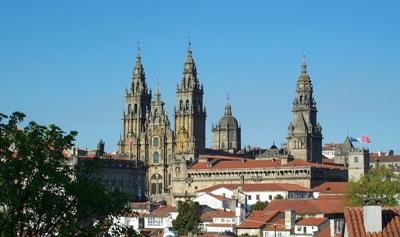 Santiago de Compostela 400
