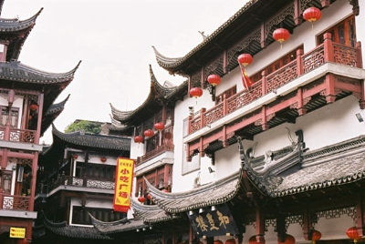 Shanghai - Old City 400