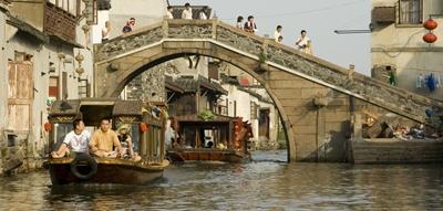 Suzhou Canals 400