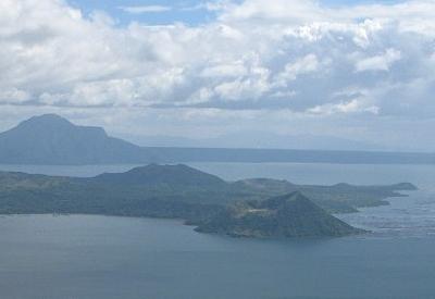 Taal Volcano 400