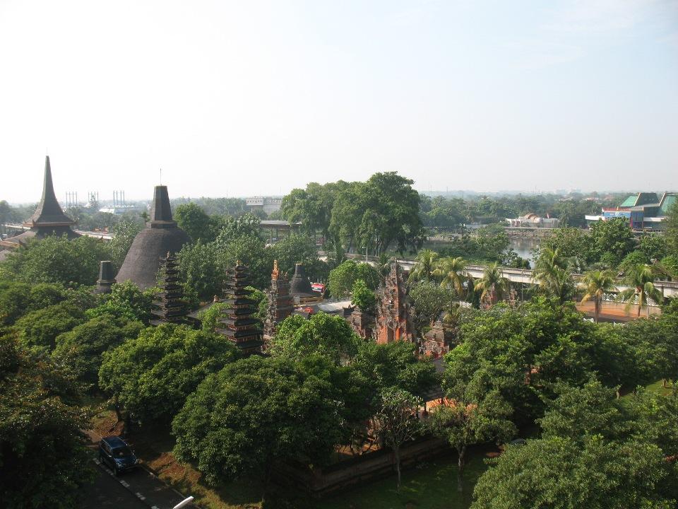 Taman Mini Indonesia Indah Tourist Information Facts