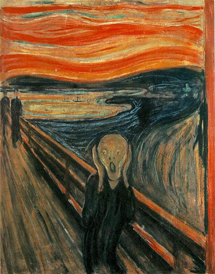 The Scream 400