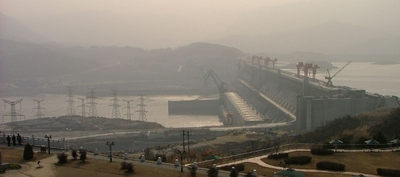 The Three Gorges Dam 400