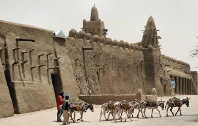 Timbuktu, Mali 400