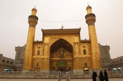 Tomb of Imam 400