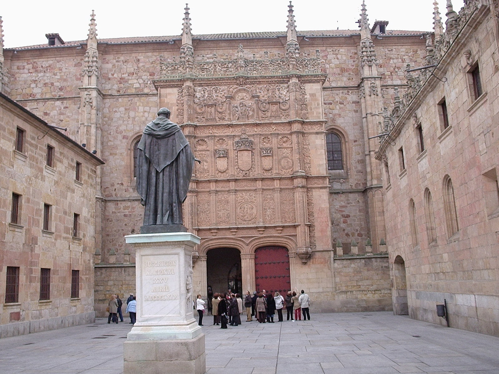 The old city of salamanca tourist information facts - On salamanca ...
