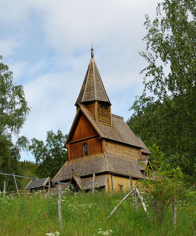 Urnes Stave Church main