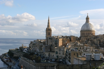 Valletta, Capital of Malta 400
