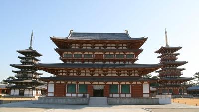 Yakushiji Temple 400