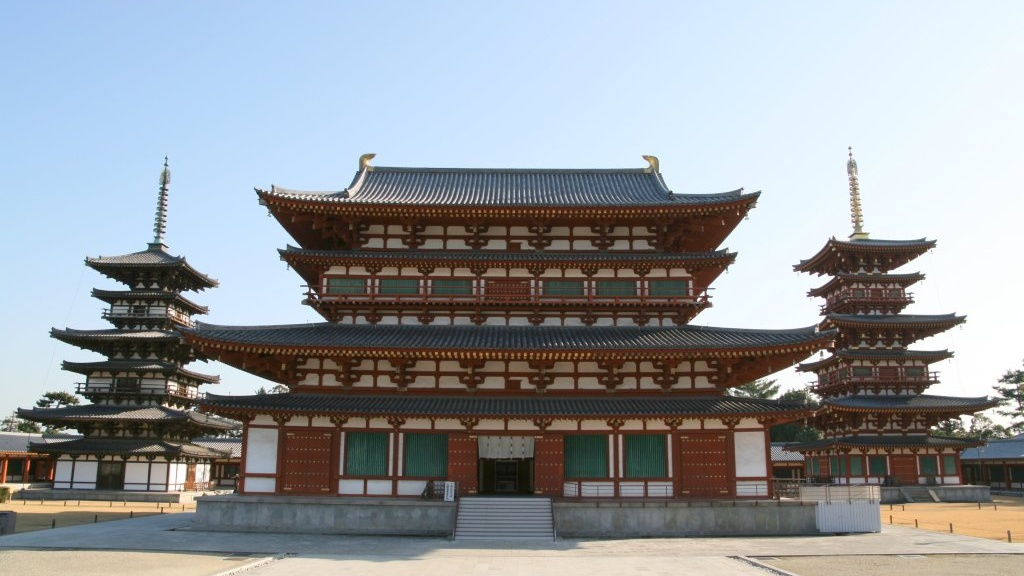 Yakushi-ji Temple History, Facts, Picture & Location