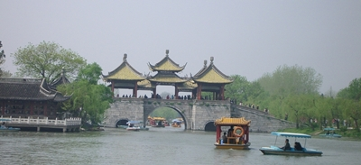 Yangzhou River 400